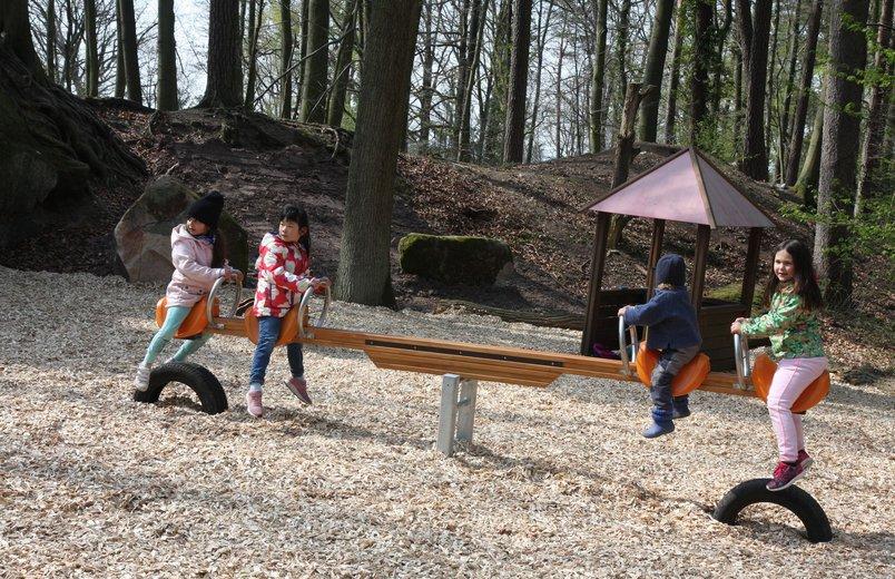 Klettergerüst Jako O : Tiergarten.nuernberg.de: neuer jako o spielplatz im tiergarten