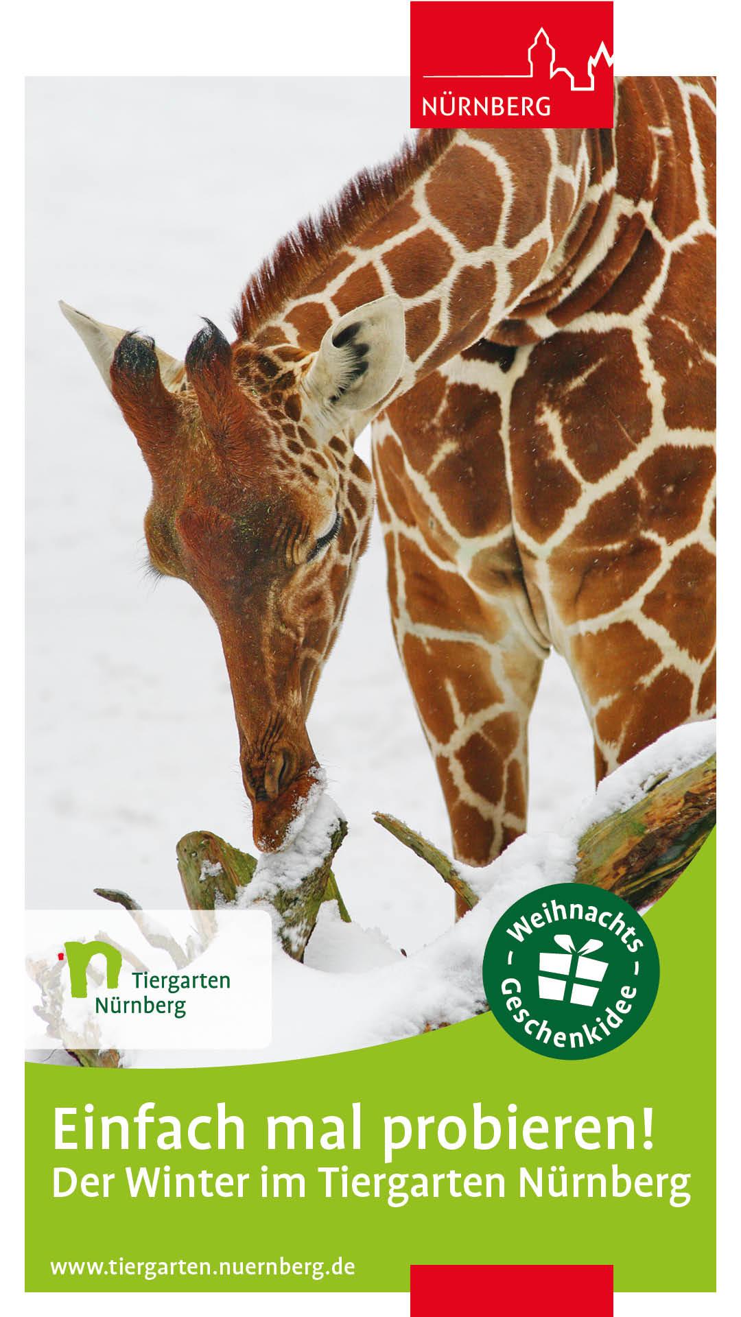 Tiergarten Nürnberg Jahreskarte